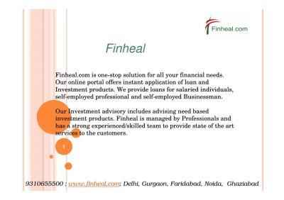 Car Loan Agents in Ghaziabad by finhealloans - Issuu