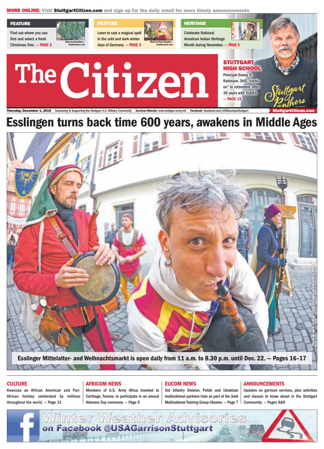 The Citizen December 1 2016 By Advantipro Gmbh Issuu