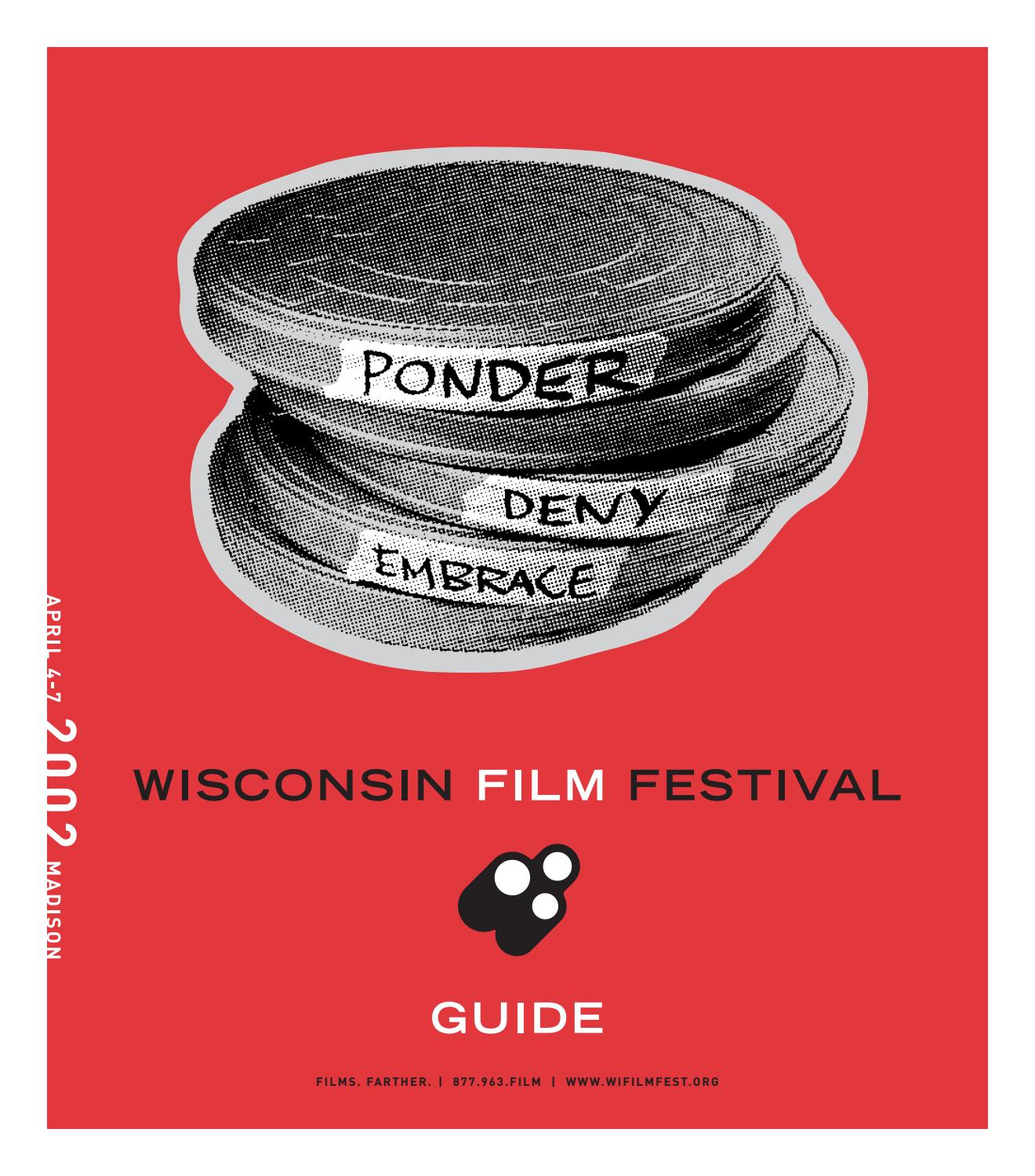 Arte Meaning In Tagalog 2002 Wisconsin Film Festival Film Guide