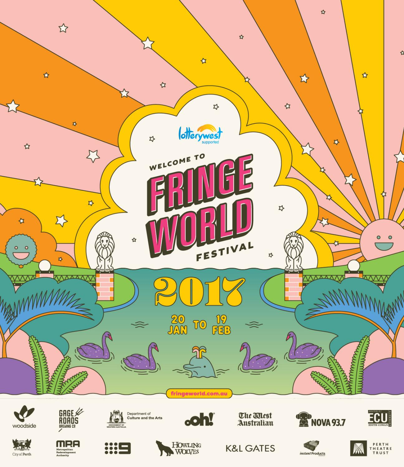 Posters Perth Fringe World 2017 Festival Guide By Fringe World Festival Issuu