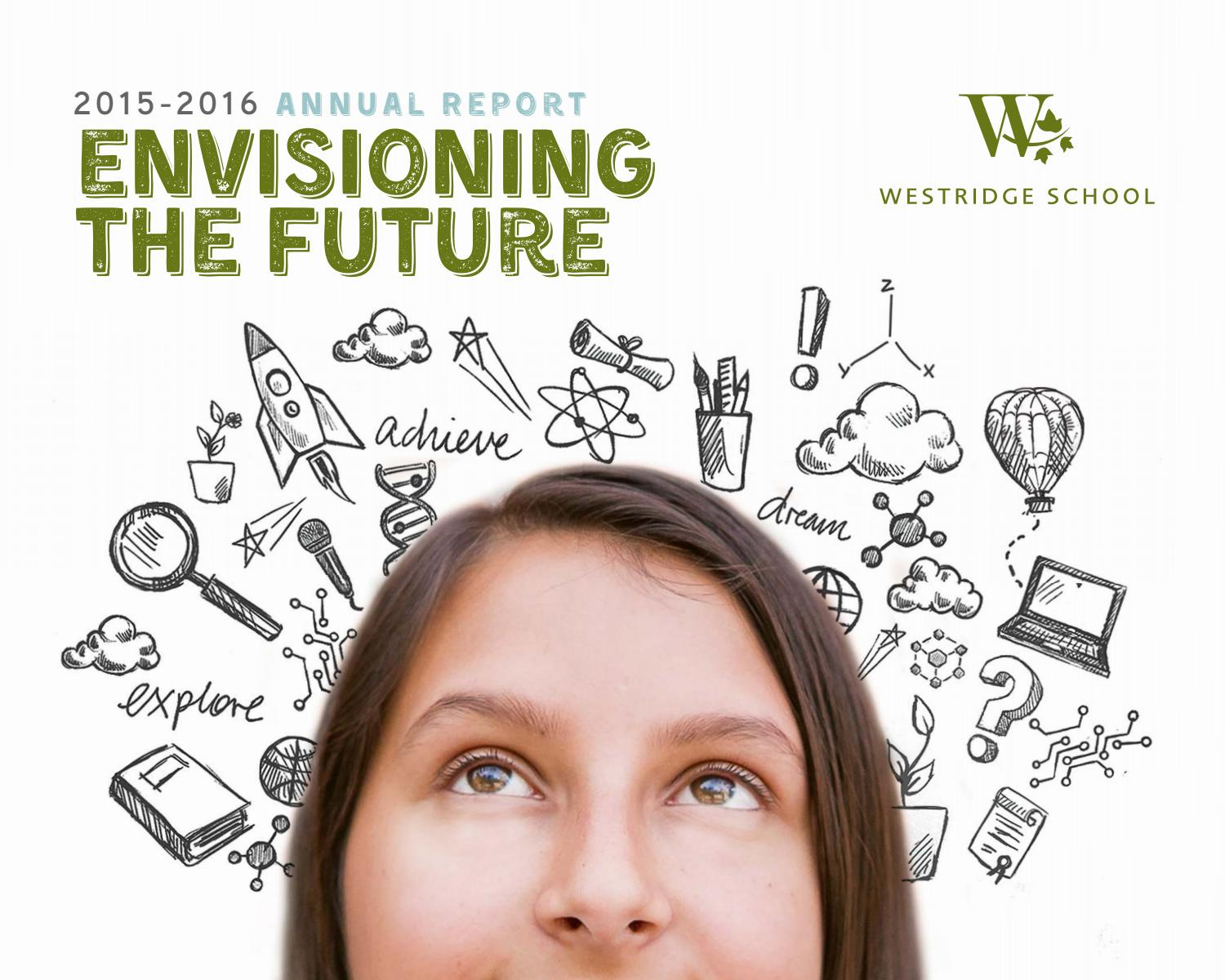 2015 2016 Annual Report Full By Westridge School Issuu