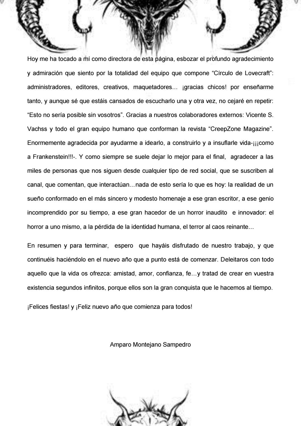 Resumen Del Libro Frankenstein Círculo De Lovecraft Nº1 By Círculo De Lovecraft Issuu