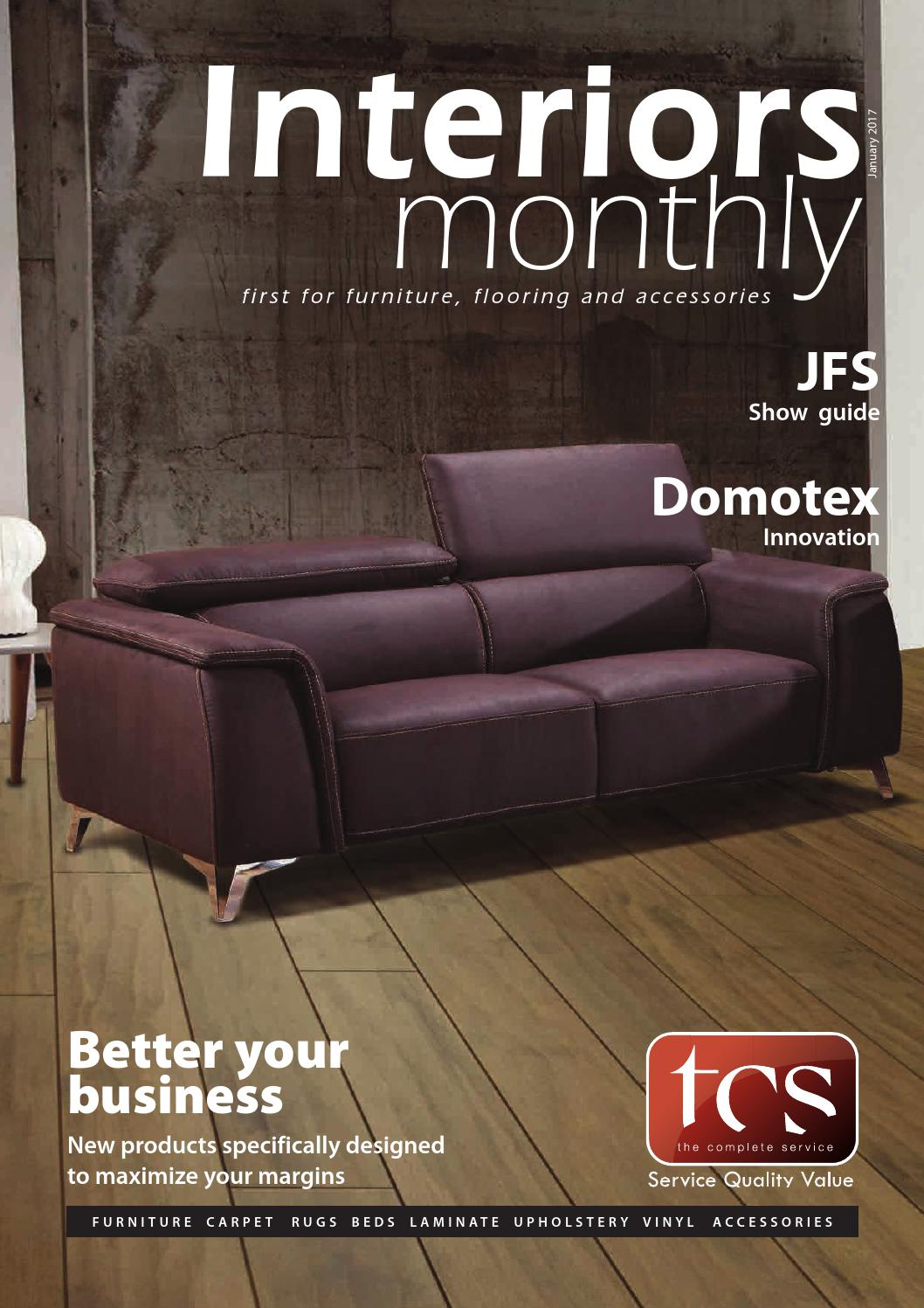Raumgestaltung Gripp Interiors Monthly January 2017 By Interiors Monthly Issuu