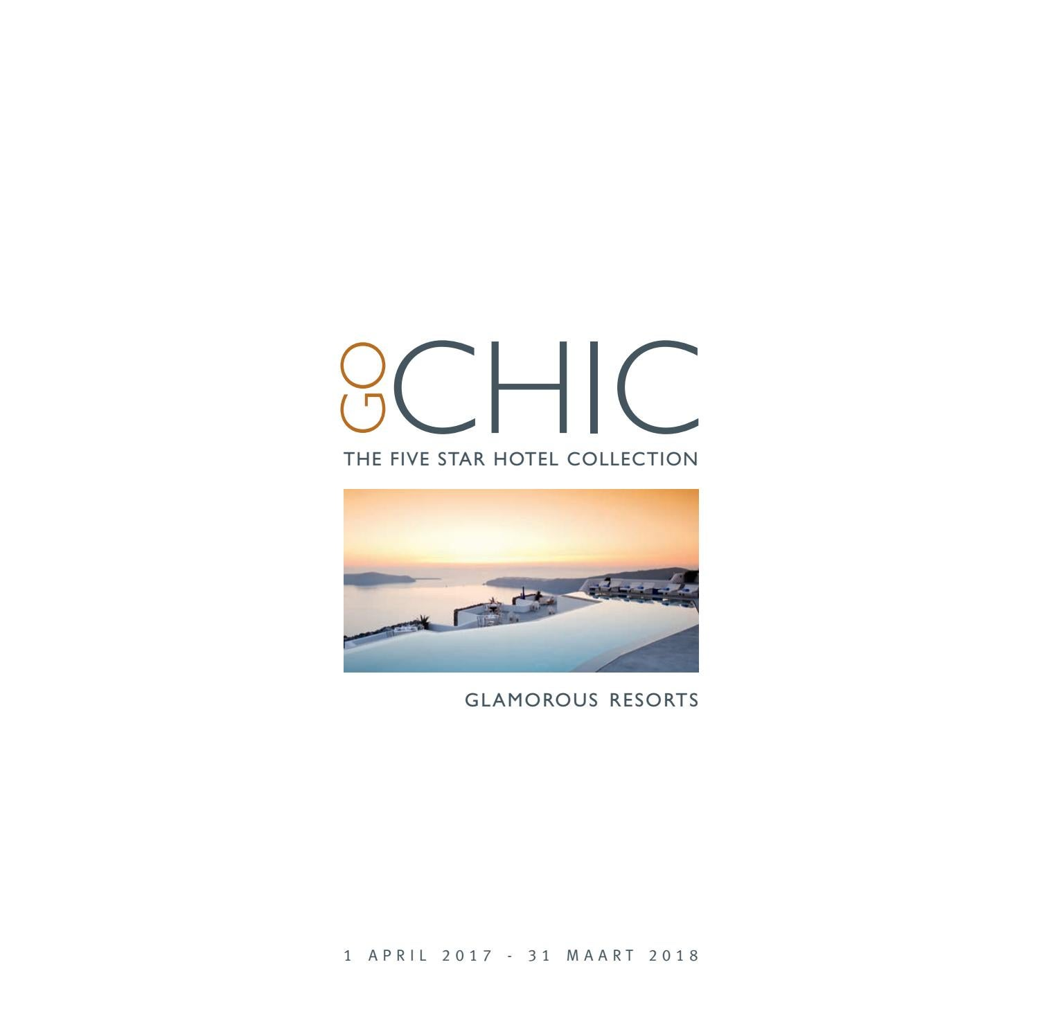 Santorini Prive Zwembad Balkon Go Chic Resorts 1718 Nl By W247 Be Issuu