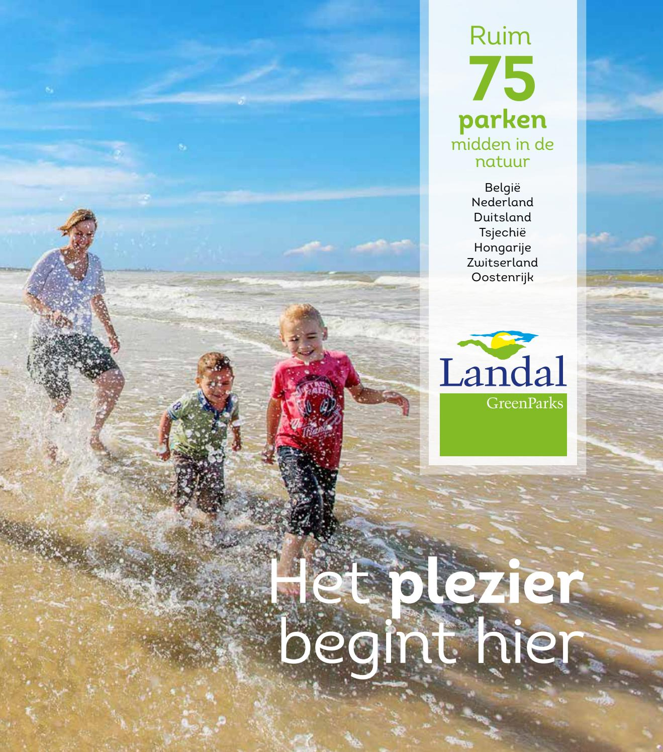 Openingstijden Zwembad Port Greve Brochure Landal Greenparks 2017 Be By Landal Greenparks Issuu
