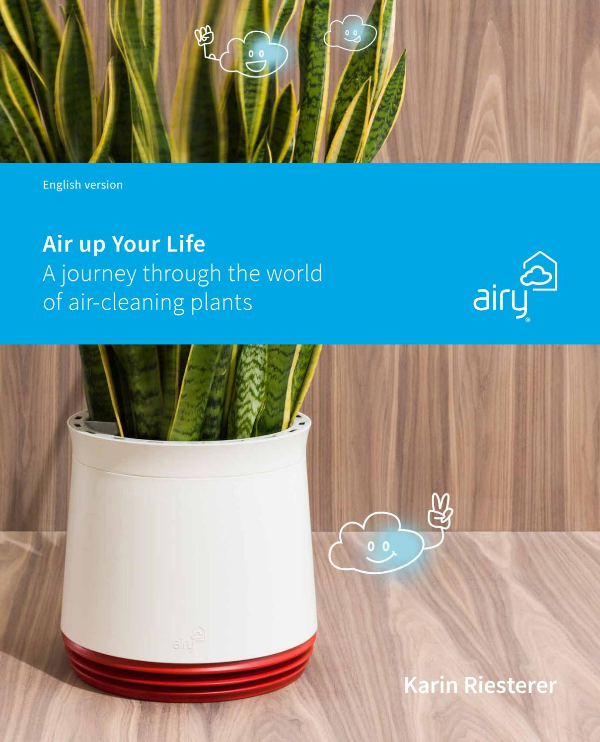 Chrysalidocarpus Space For Life Air Up Your Life English Version By Airy Greentech Gmbh Issuu