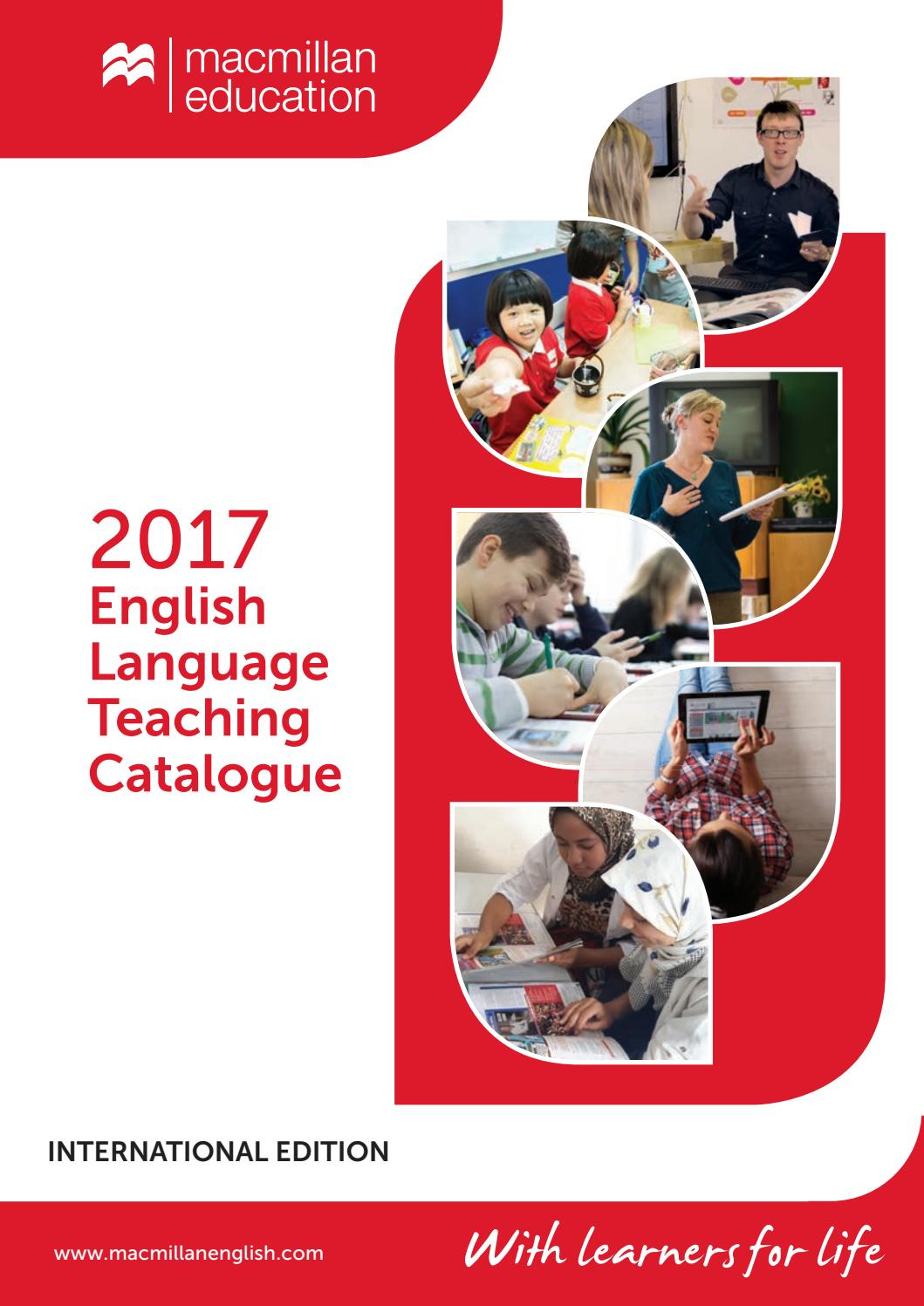 Libros De Macmillan Macmillan Education Elt International Catalogue 2017