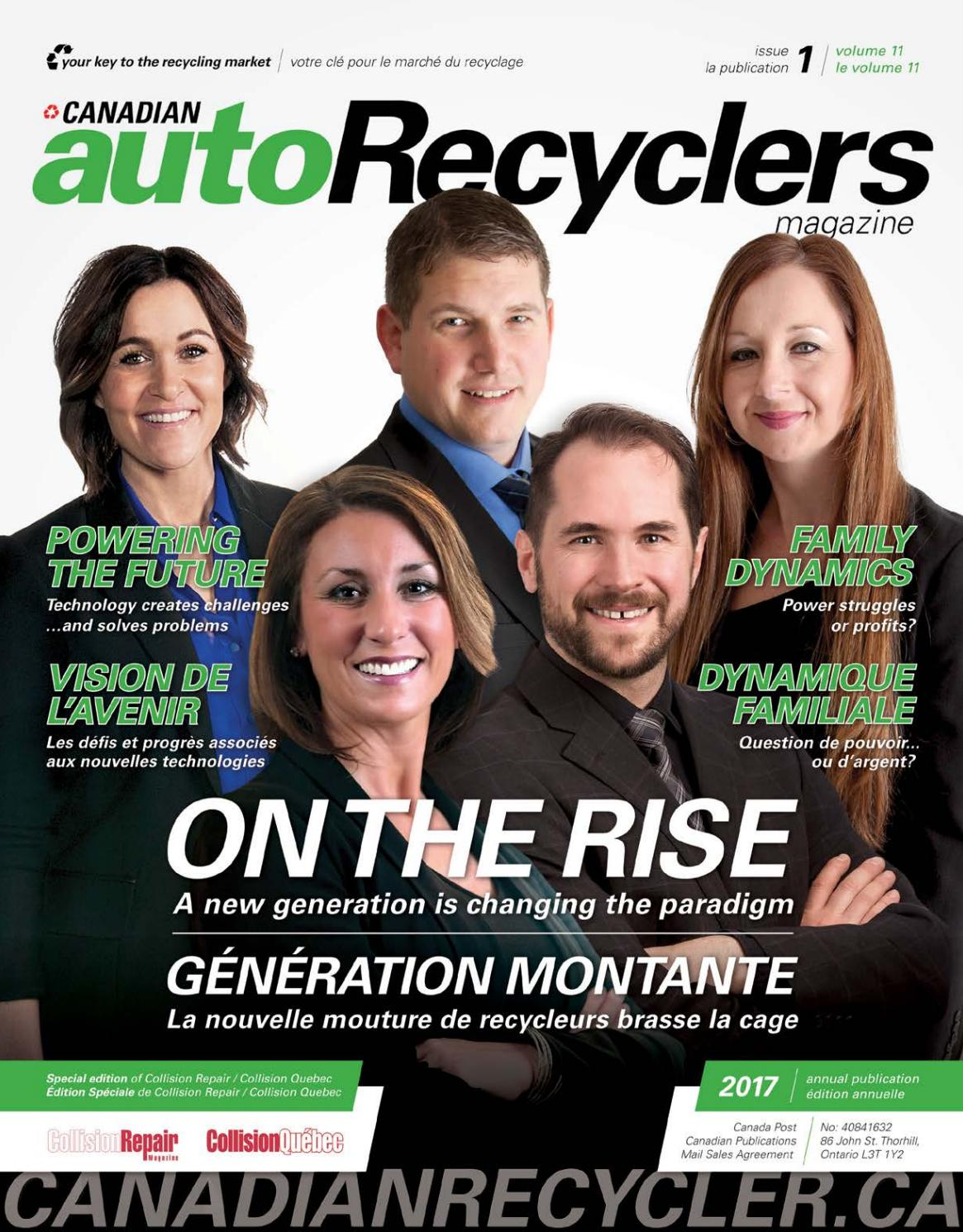 41 Ans Mes Vacances Sans Mon Mari Canadian Auto Recyclers 11 1 By Media Matters Issuu