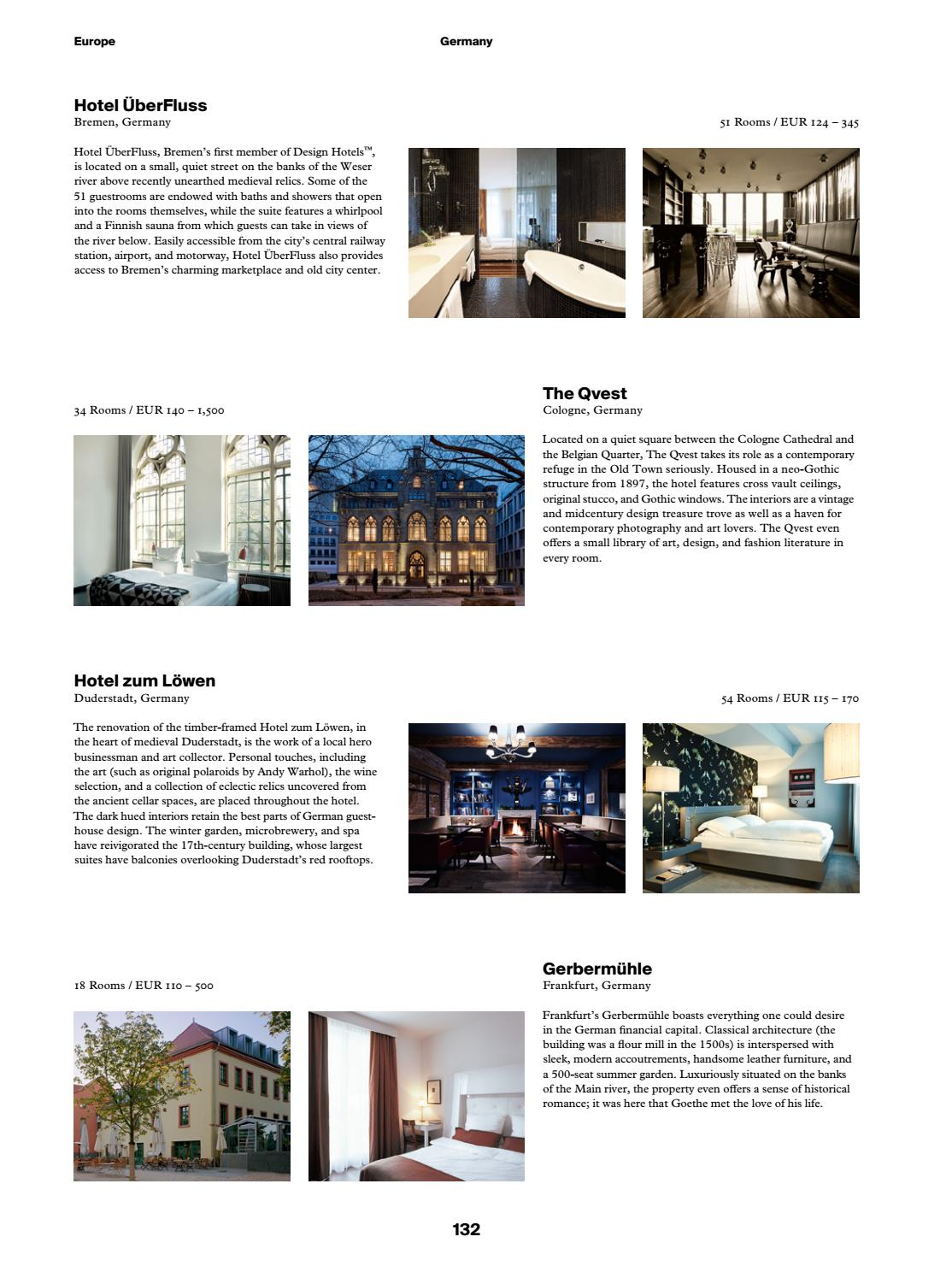 Bremen Hotel überfluss Directions The Magazine By Design Hotels No 13 Issue 2017 By