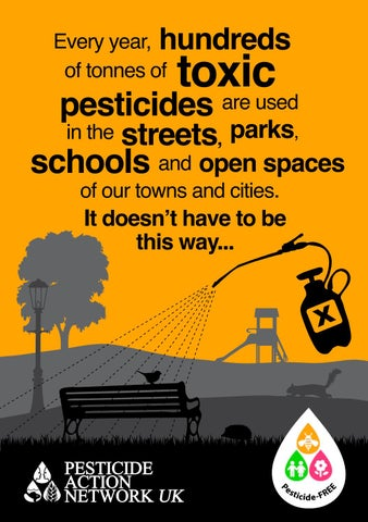Pesticide Free Towns - Leaflet by PAN UK - issuu