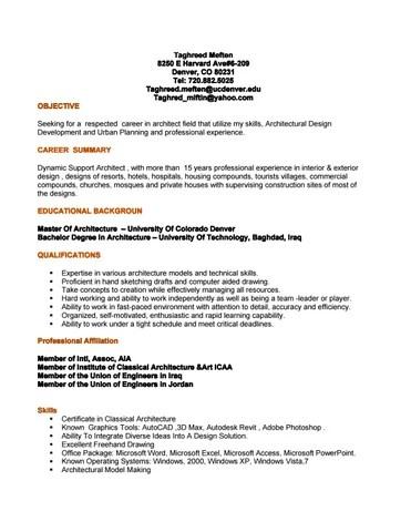 Resume 5b15d by taghreed - issuu