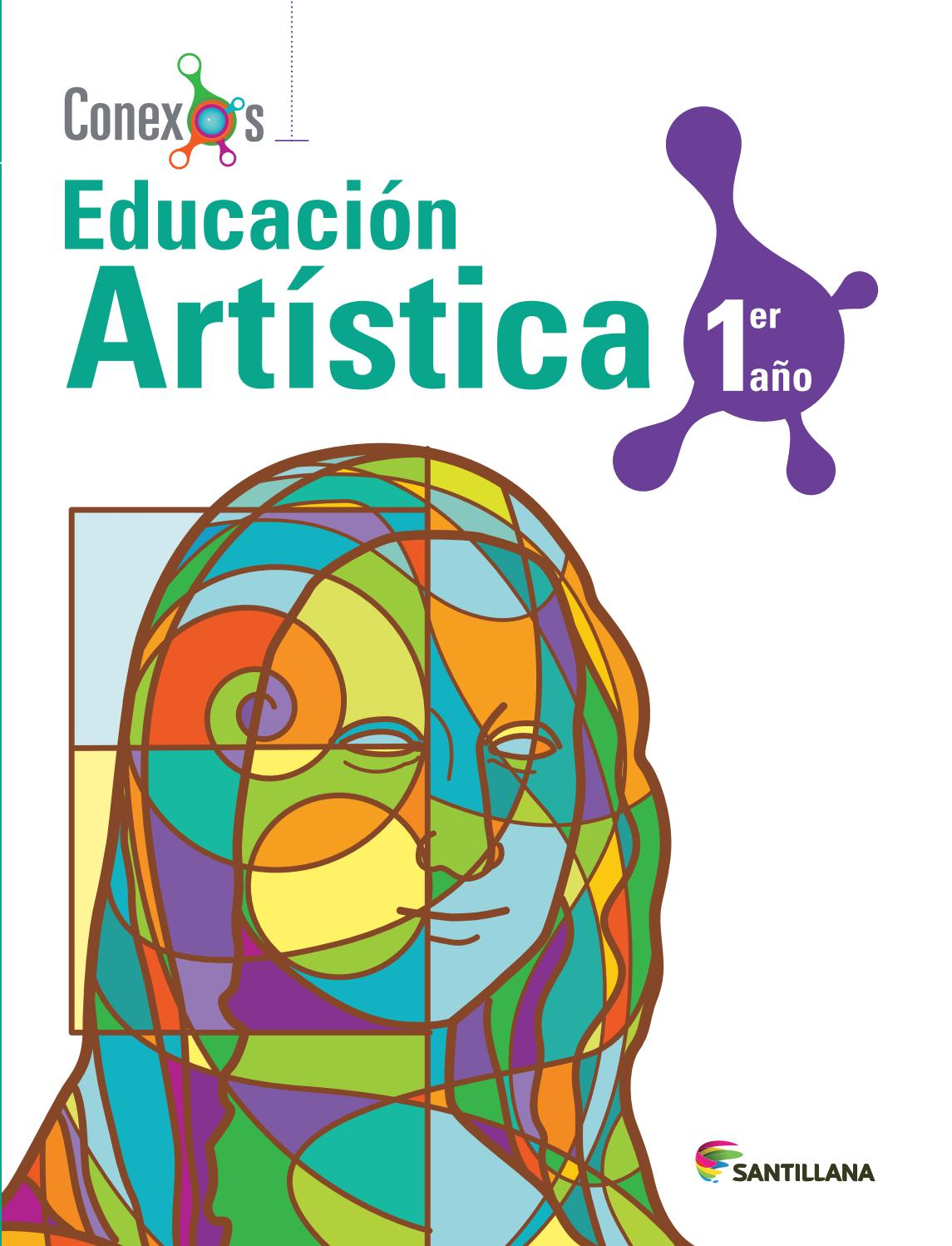Arte Optico Definicion Breve Educación Artística 2do Año By Santillana Venezuela Issuu