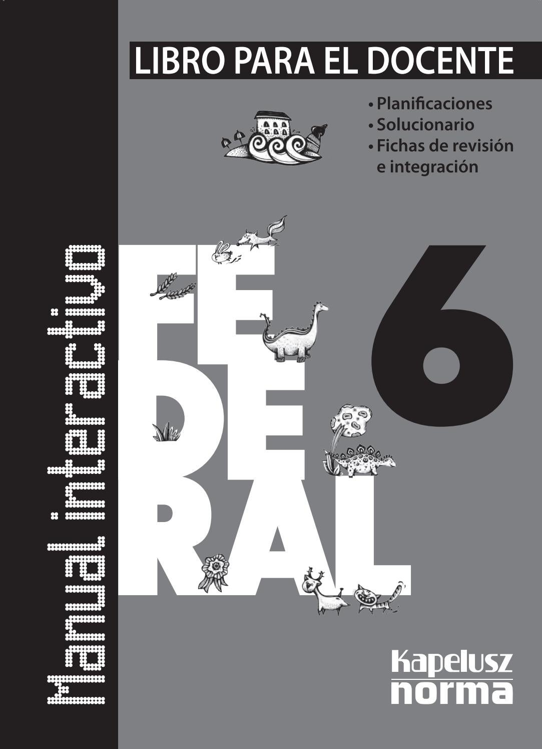 Libro El Secreto Gratis Gd Manual Interactivo Fed 6 By Kapelusz Norma Issuu