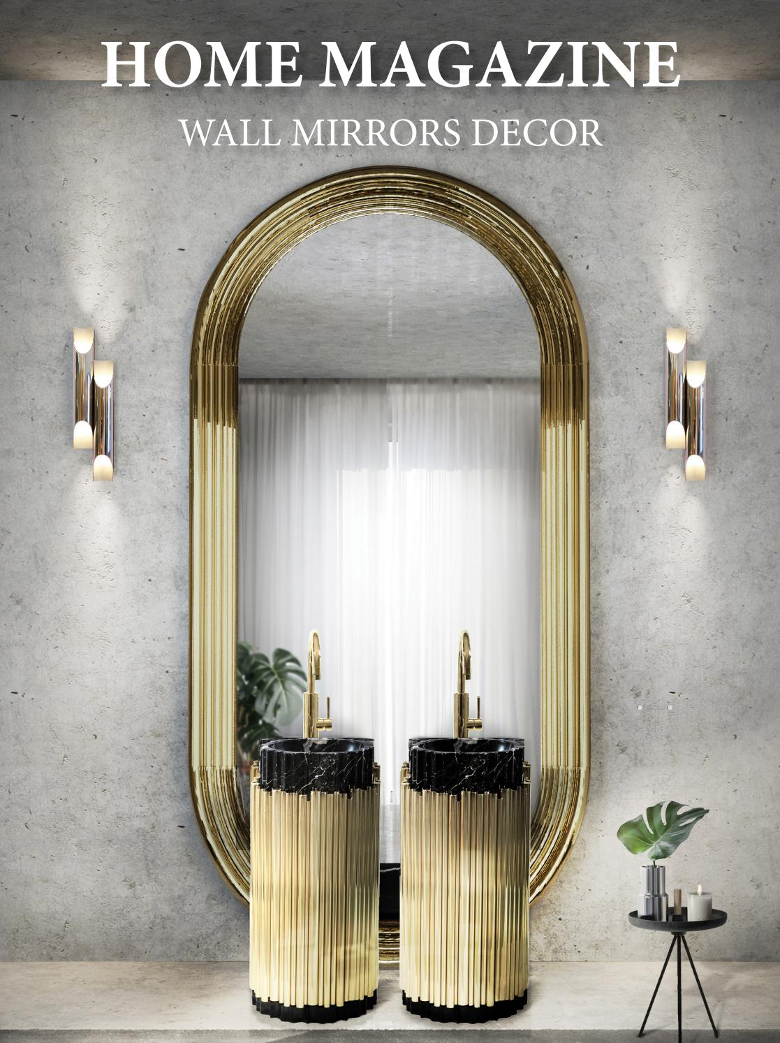 Home Magazine Wall Mirrors Decor By Home Living Magazines Issuu