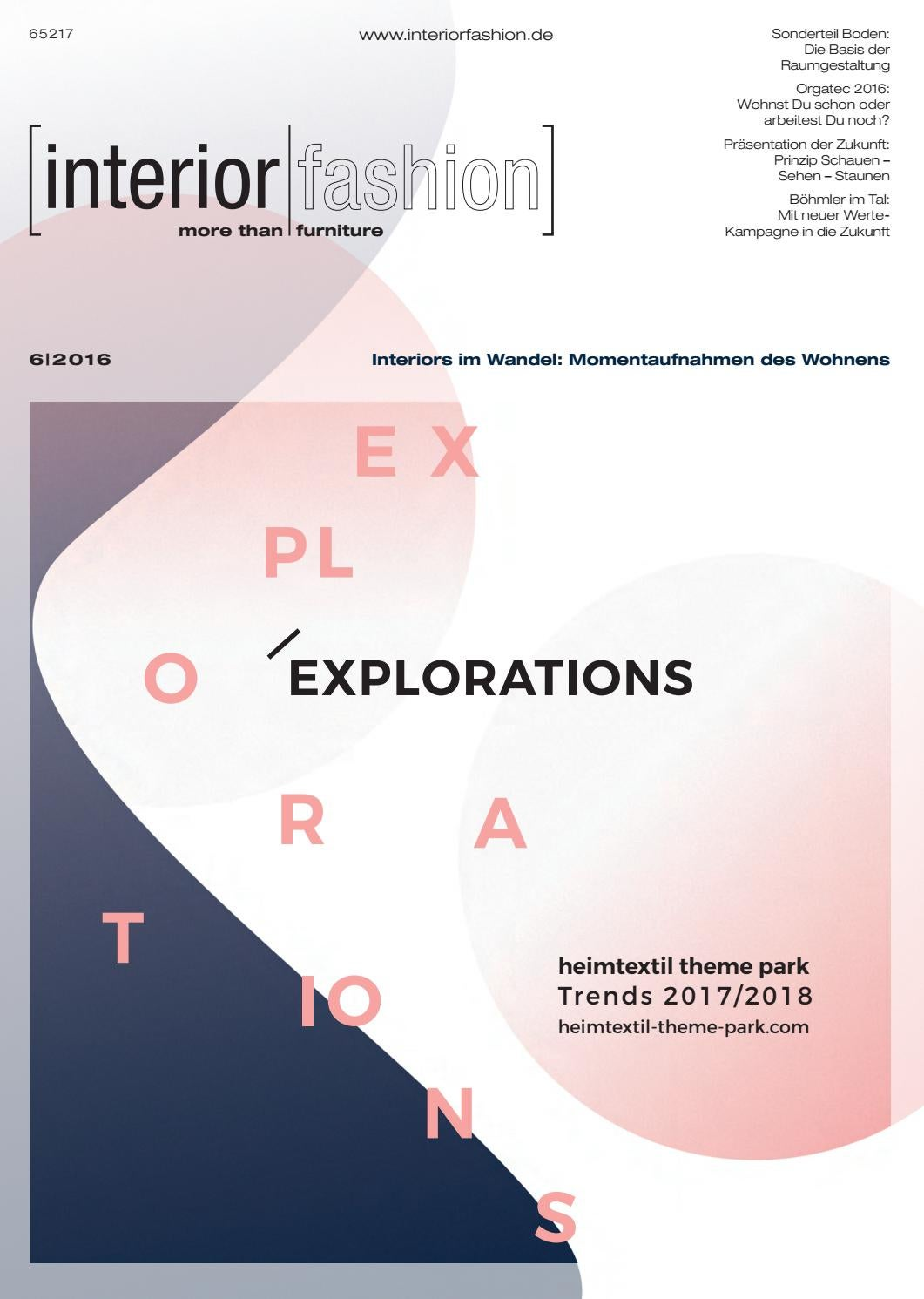 Interiorfashion 6 2016 By Interiorfashion Issuu