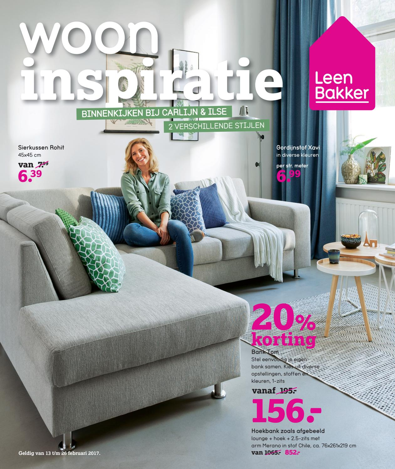 Leen Bakker Folder Week 35 Leen Bakker Nederland Nl Folder Week 07 2017 By Publisher 81 Nl