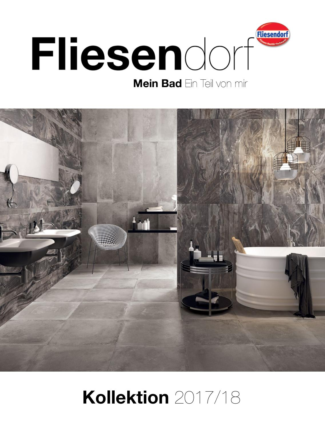 Fliesen Badezimmer Toom Fliesendorf Kollektion 2017 2018 By Fliesendorf At Issuu