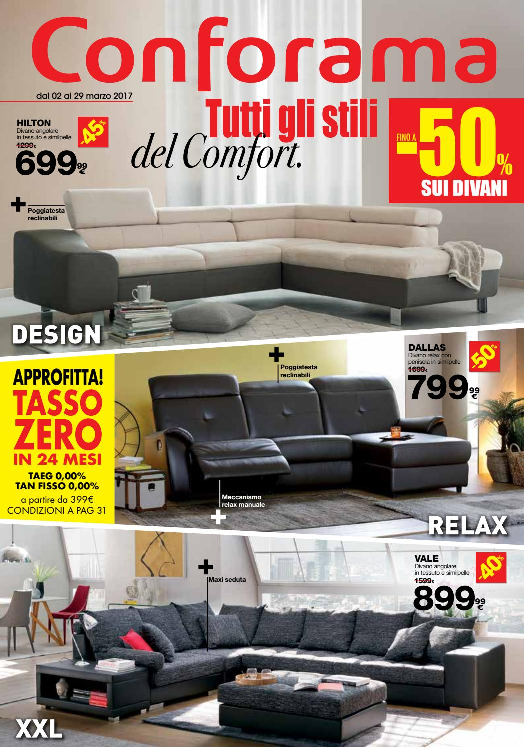 Divano Componibile Conforama Conforama 29mar By Best Of Volantinoweb Issuu