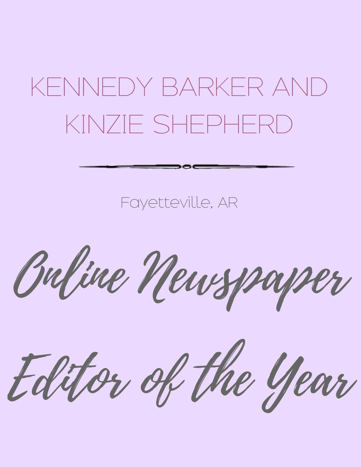 Calligraphy Photo Editor Online Online Editor Of The Year Submission By Register Newspaper Issuu
