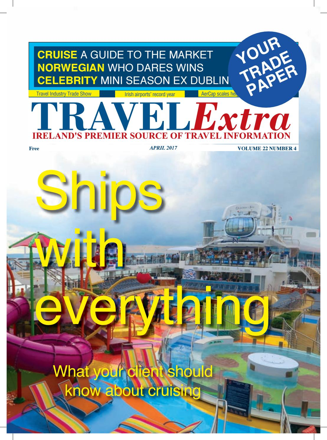 Cash Pool Flensburg Travel Extra April 2017