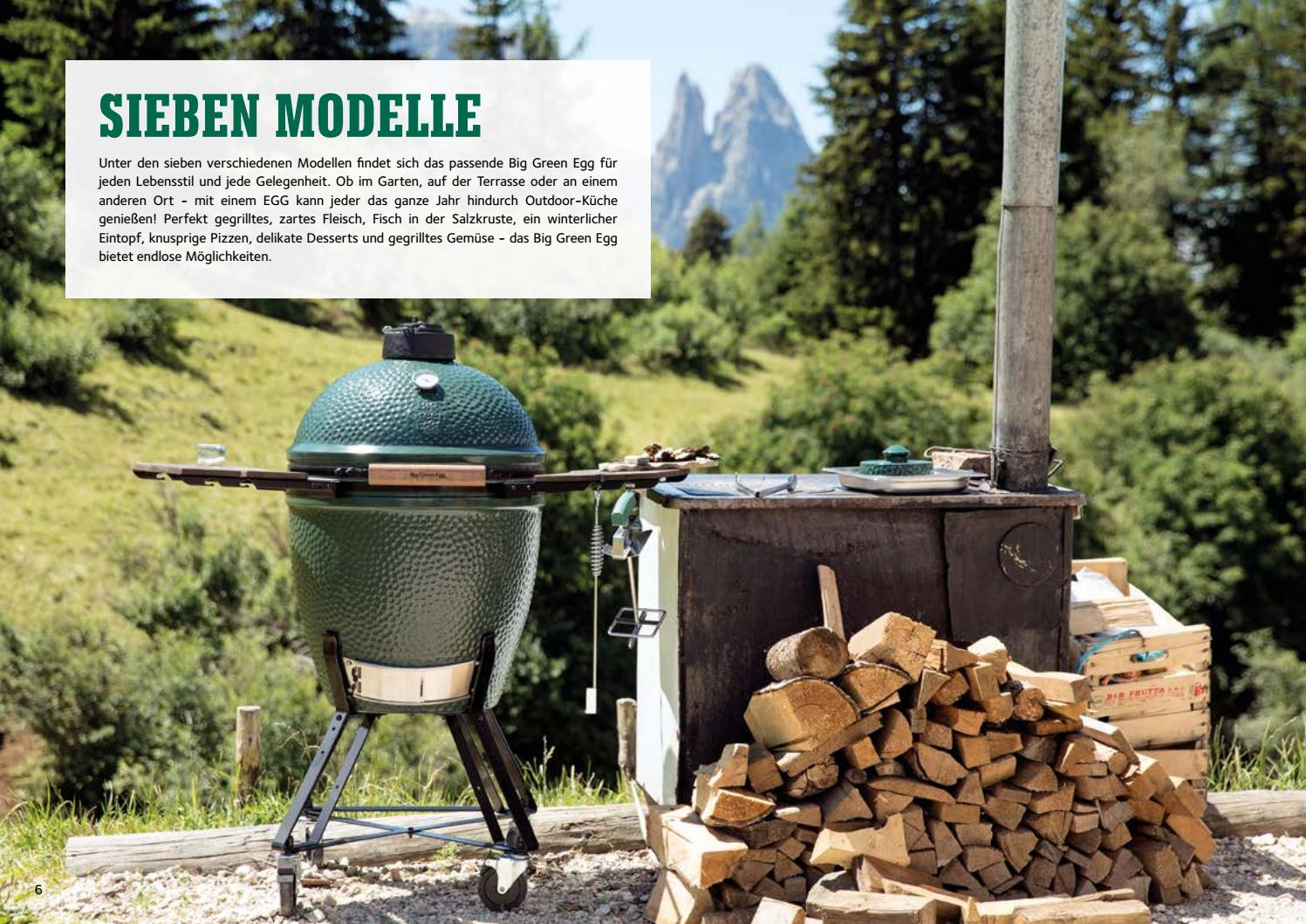 Big Green Egg Outdoor Küche Big Green Egg By Brunner Gmbh Issuu
