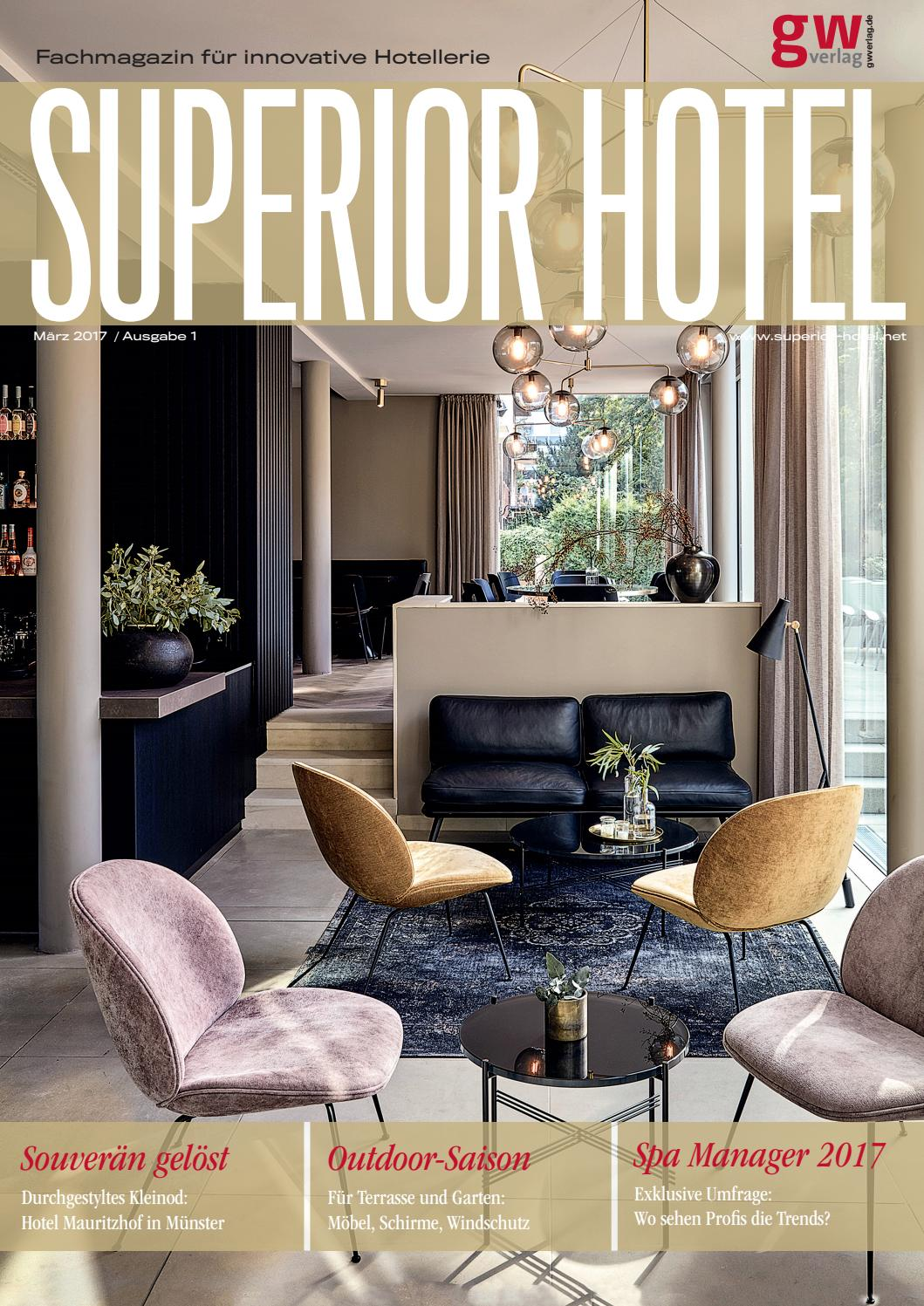 Superior Hotel 1 2017 By Gw Verlag Issuu