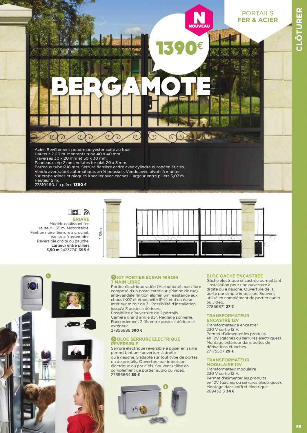 Gache Electrique Exterieur Exterieur Amenagements Murs Terrasses Jardins 2017 Selection By