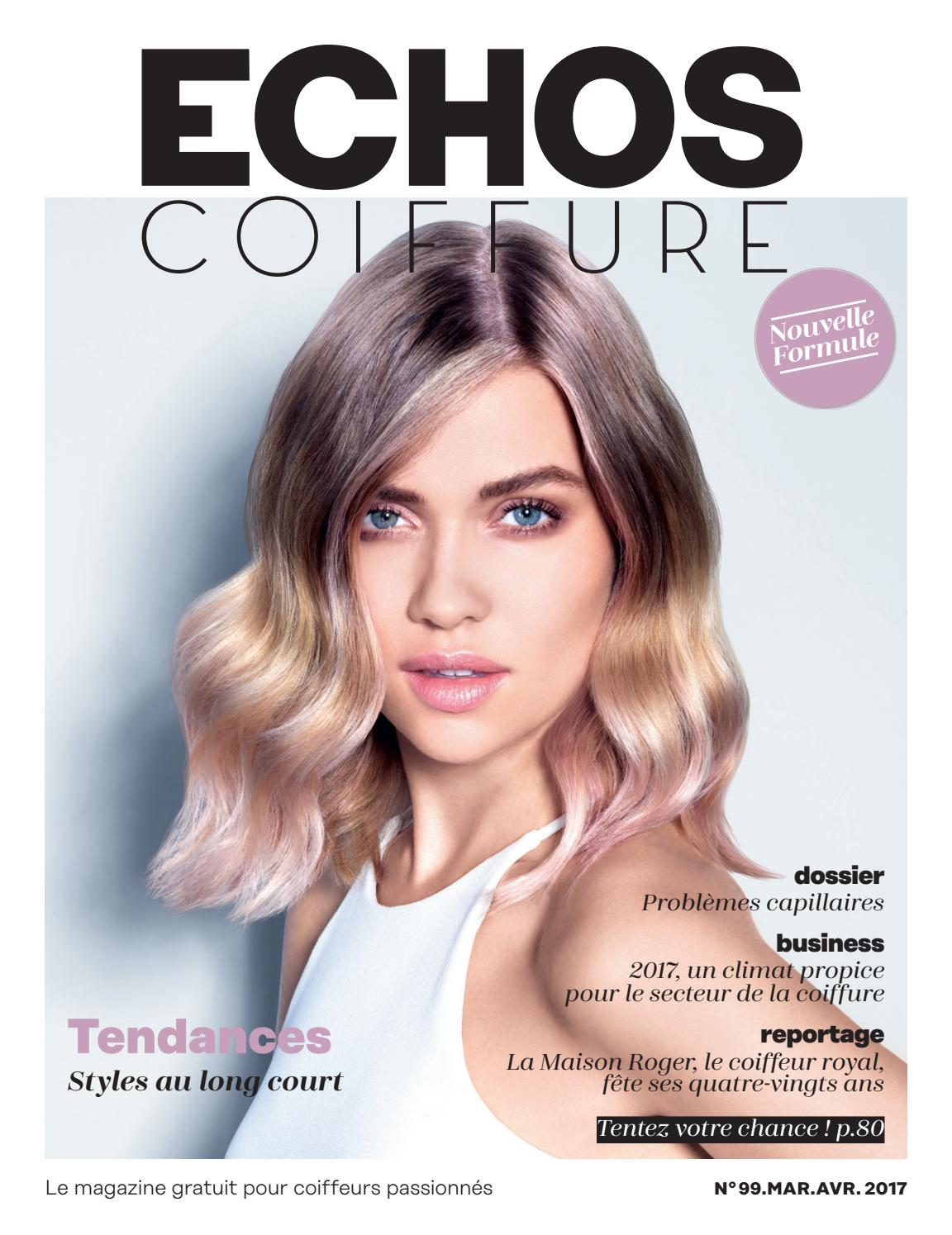 Coiffure N Co Echoscoiffure Be Fr N99 By Eurobest Products Issuu