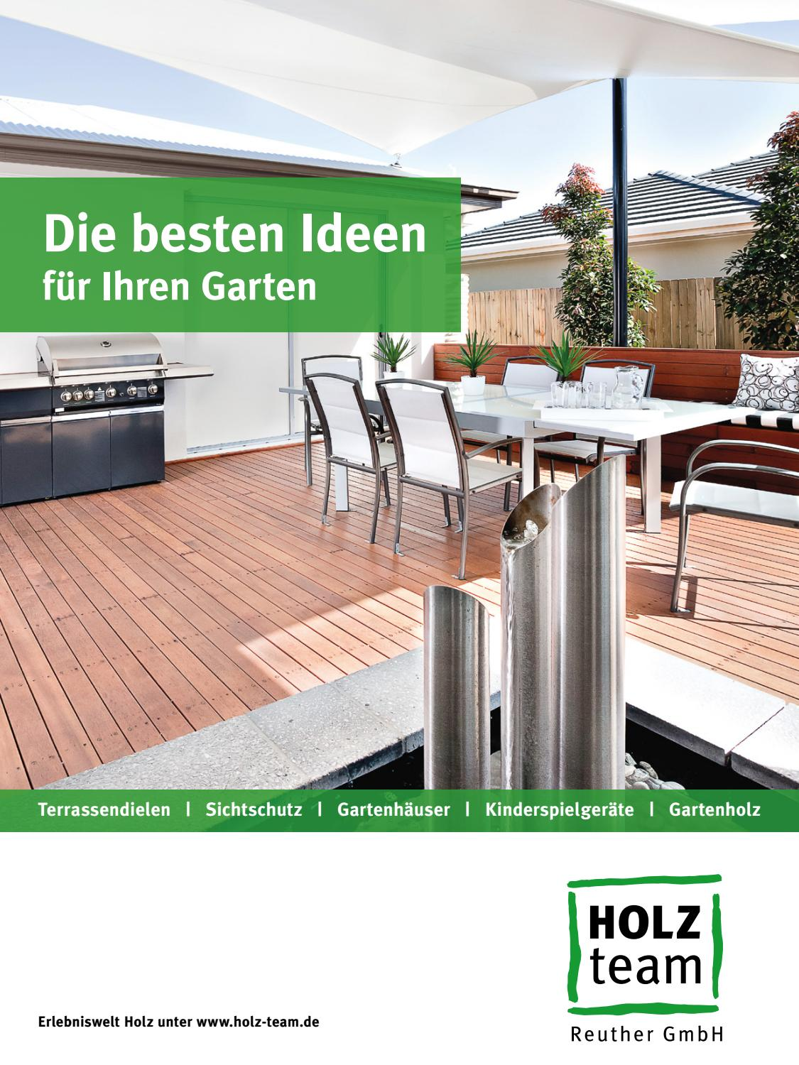 Ibiza Treibholz Möbel Holz Team Reuther Outdoor 2017 By Kaiser Design Issuu