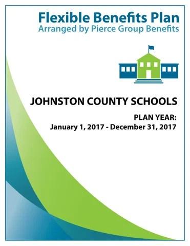 Johnston County Schools 2017 Plan Year by Pierce Group Benefits - issuu