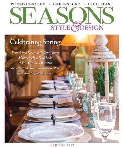 Seasons Style  Design Spring 2017 by OHenry magazine - issuu