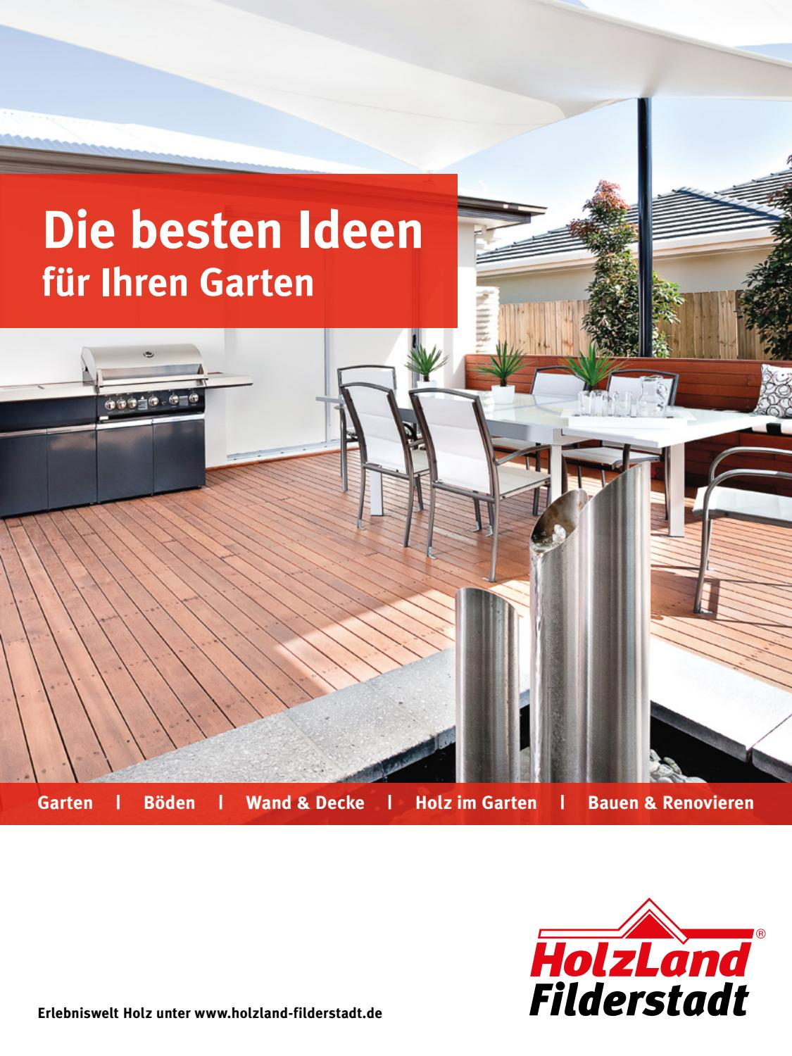 Holzland Filderstadt 2017 By Kaiser Design Issuu
