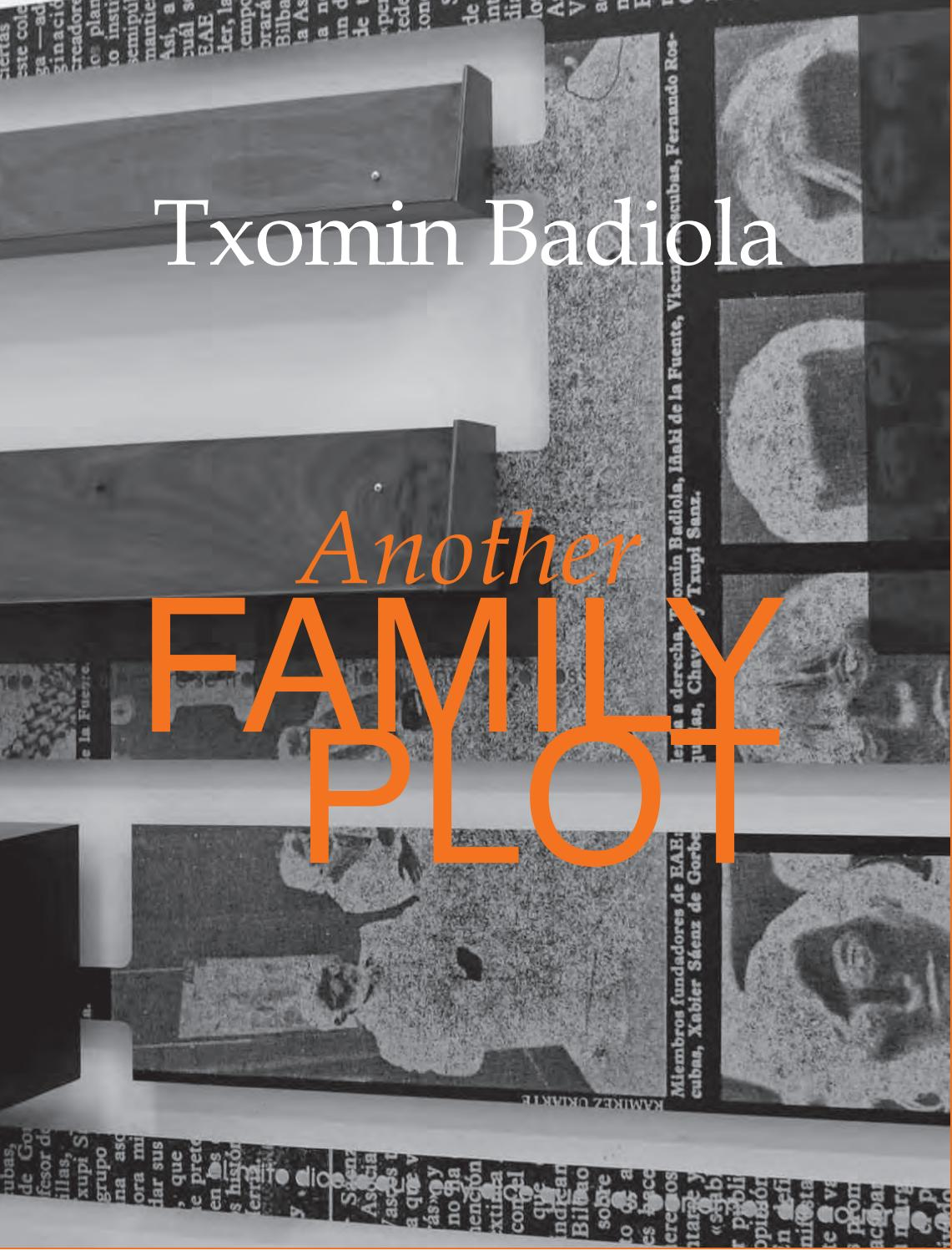 Grafilur Arte Grafico Txomin Badiola Another Family Plot By Museo Reina Sofía Issuu