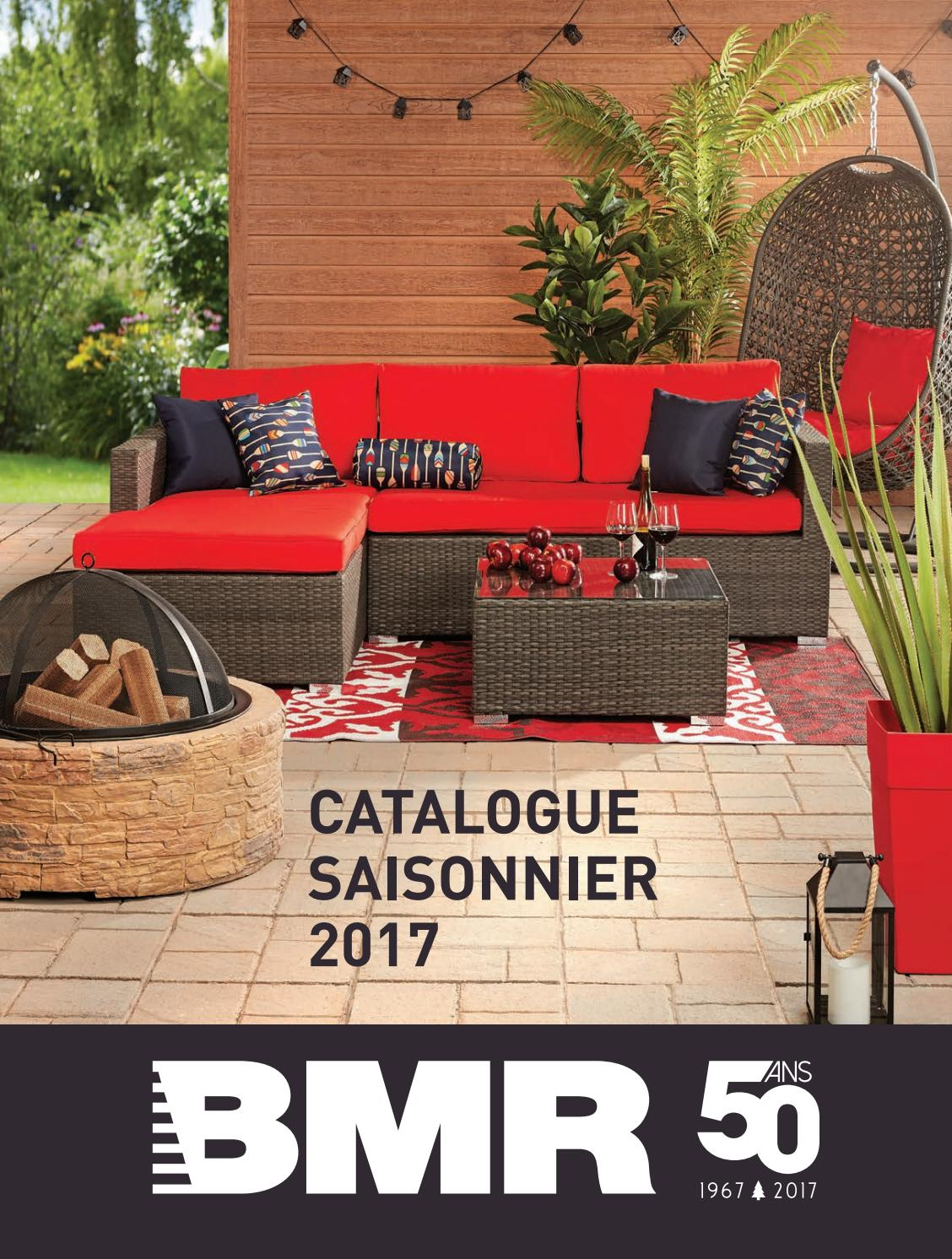 Catalogue Saisonnier Bmr 2017 By Groupe Bmr Issuu