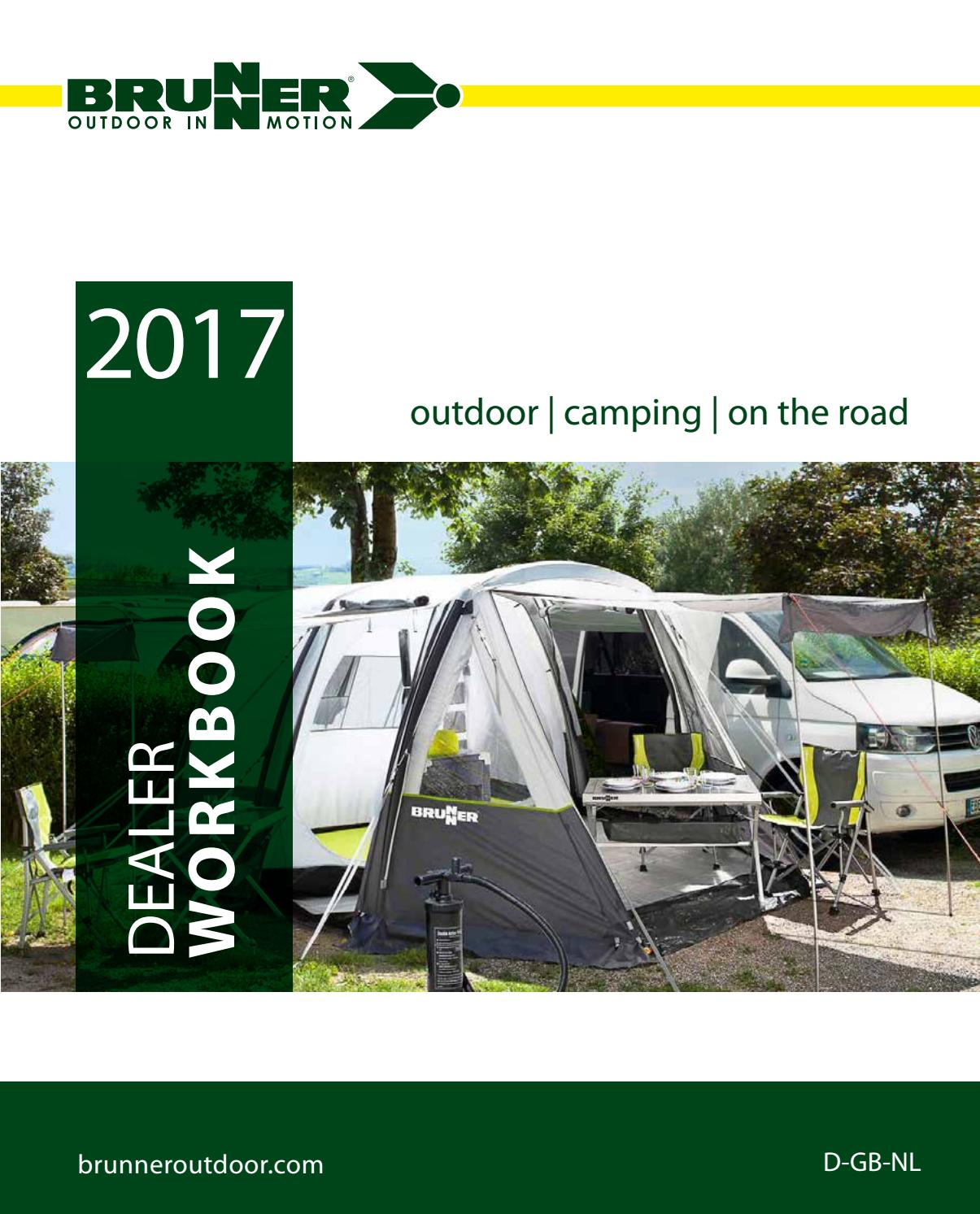 Gamma Campingstoel Brunner Workbook 2017 By Gomarket Pl Issuu