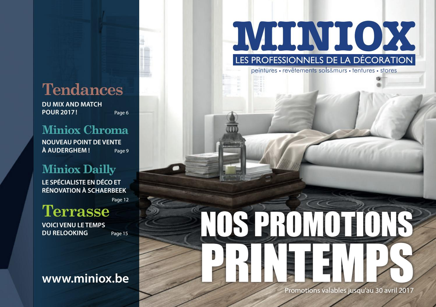 Peinture Flamant Point De Vente Promotions Printemps Miniox
