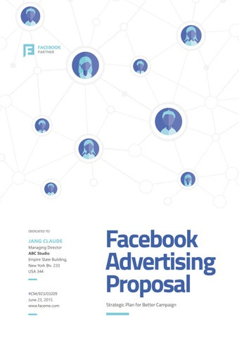 Facebook Marketing Proposal Sample Preview by fahmy hidayat - issuu