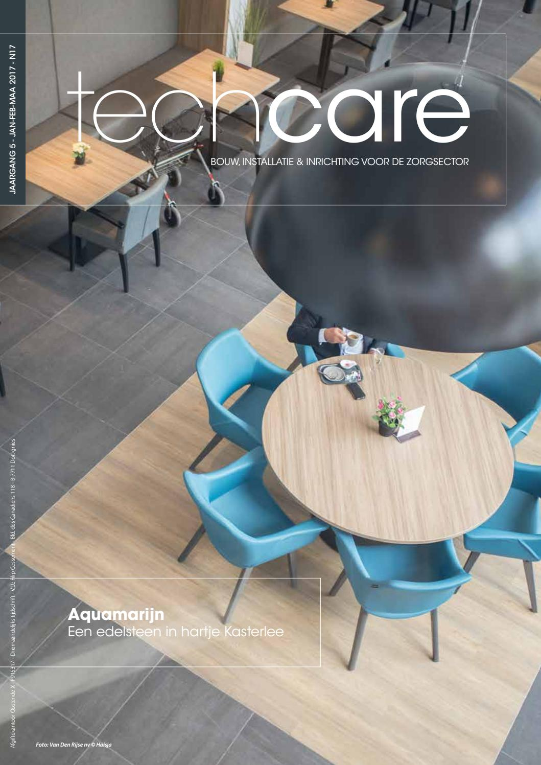 Dachterrasse Ideen Techcare 17 Nl By Techcare Magazine Issuu