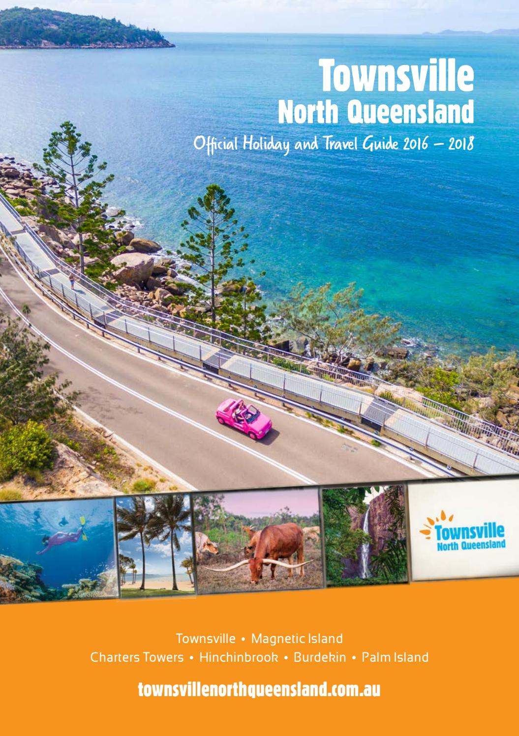 North Queensland Holiday Packages Townsville North Queensland Official Holiday And Travel Guide 2016
