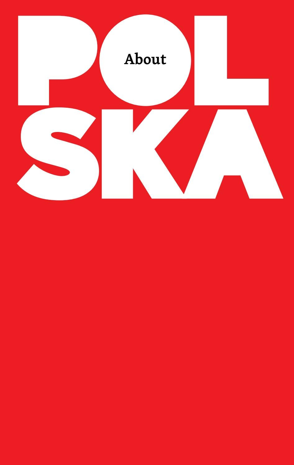Arte Bella Ska About Polska En By Ministry Of Foreign Affairs Of The Republic Of