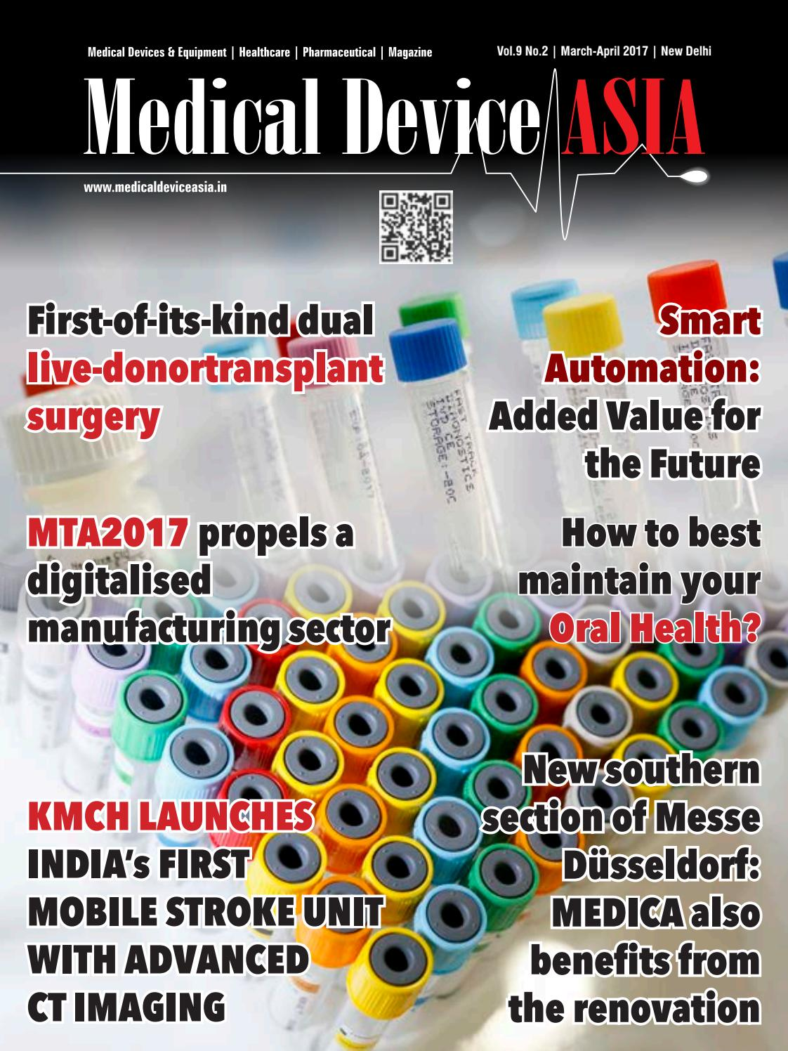 Cash Pool Düsseldorf Hbf Medical Device Asia March April 2017 By Worldwide Publications Issuu