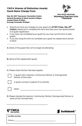 Registration Name Change Form 2017 by YWVANWODA - issuu