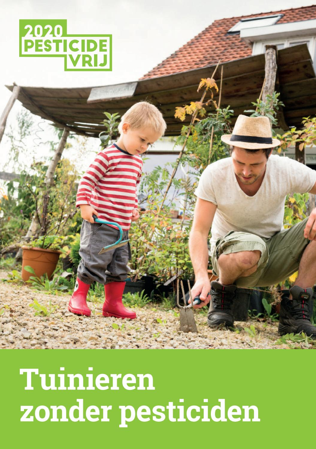 Tuinieren Contact Tuinieren Zonder Pesticiden By Velt Vzw Issuu