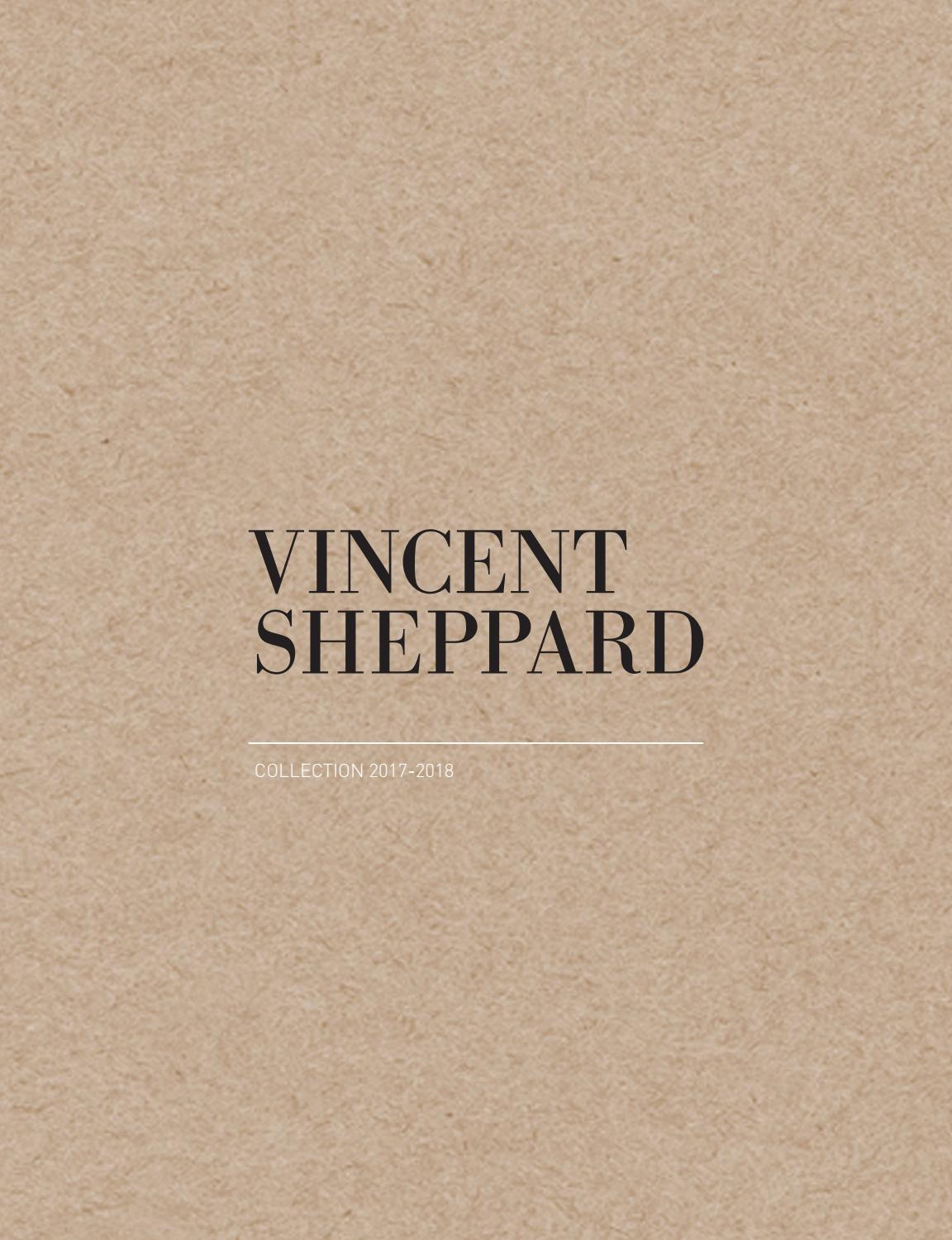 Vincent Sheppard Indoor Catalogue 2017 2018 Vincent Sheppard Atelier N 7 By