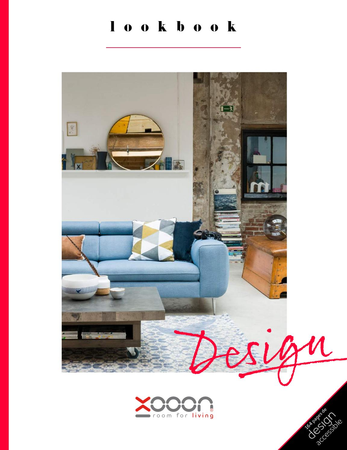 Xooon Fauteuils Xooon Look Book 2017 By Abitare Living Issuu