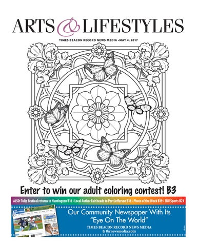 Arts  Lifestyles - May 4, 2017 by TBR News Media - issuu - best of blueprint with four bases crossword clue