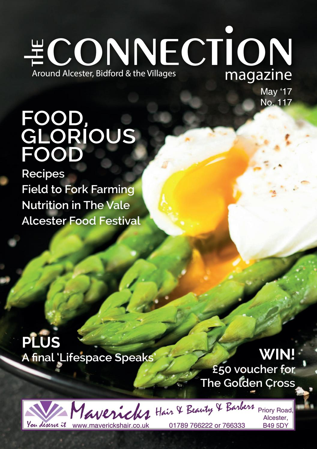Bed And Breakfast Alcester 17 May Mag Web By Connection Magazine Issuu