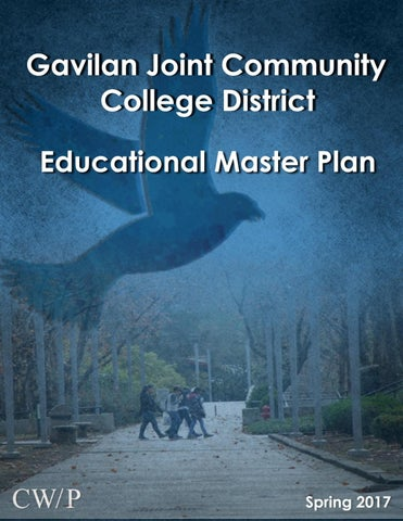 Gavilan College Educational Master Plan 2017 by Gavilan College - issuu