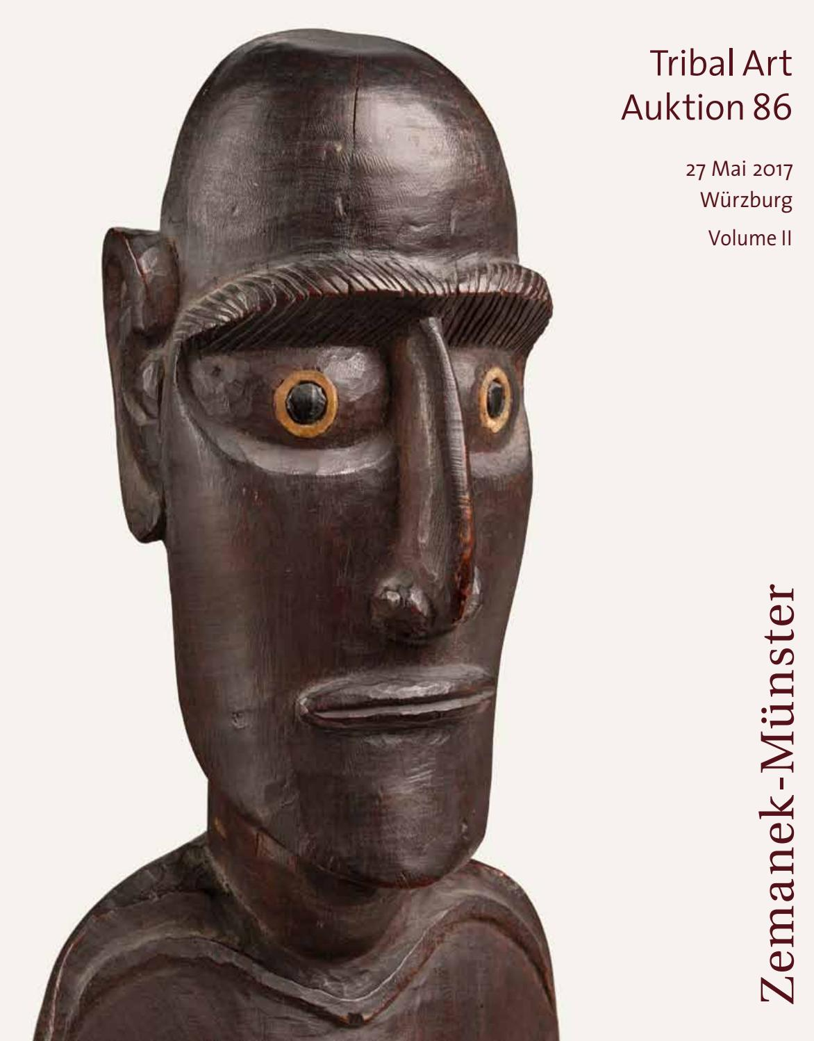 Männerhaus Berlin 86 Tribal Art Auction 27 May 2017