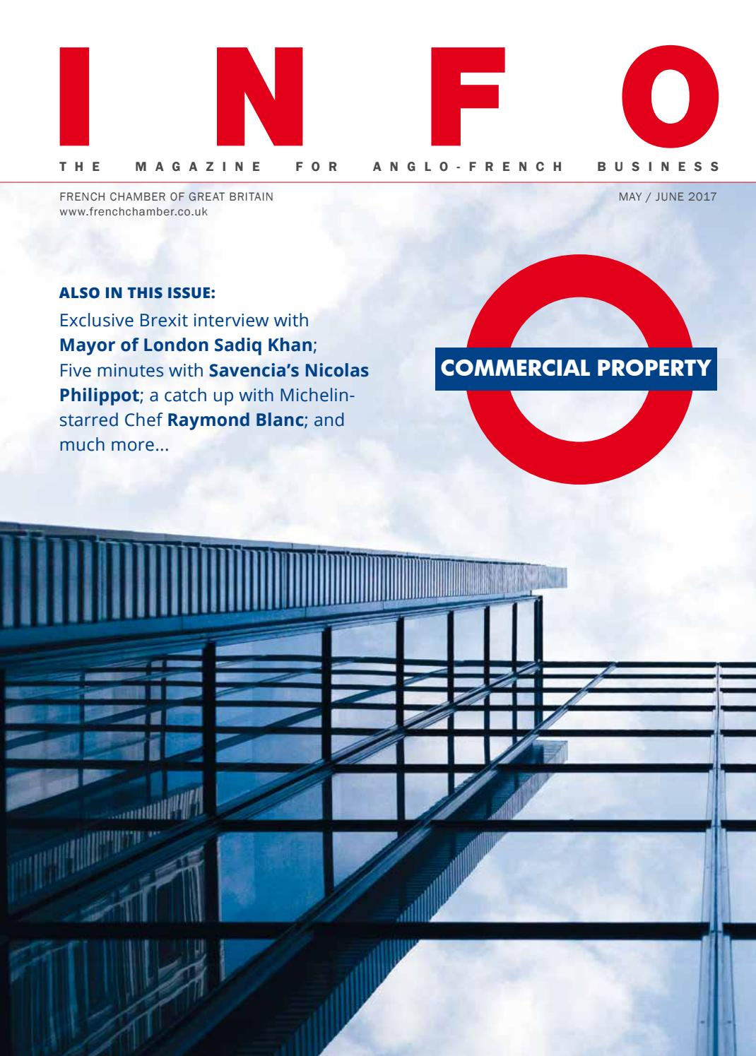 Randstad Salon De Provence Info Magazine Commercial Property Spotlight On London By